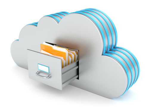Cloud data backups